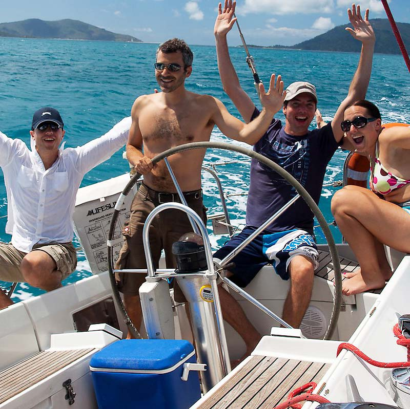 Half and Full Day Sailing Charters