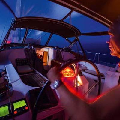 Aegir Expeditions Night Sailing