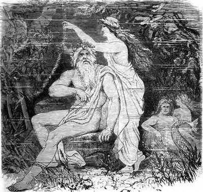Ægir and Rán